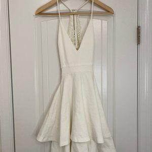 Windsor Lace-Back Dress